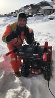 Snow Removal & Spring Clean up