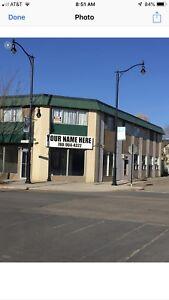 Corner Unit in Downtown Fort Saskatchewan