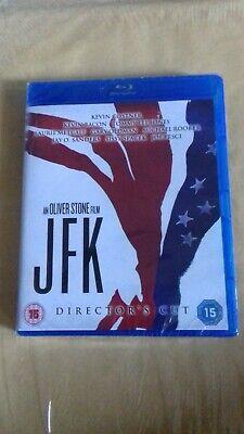 JFK [Blu-ray] - NEW SEALED - FREE POSTAGE