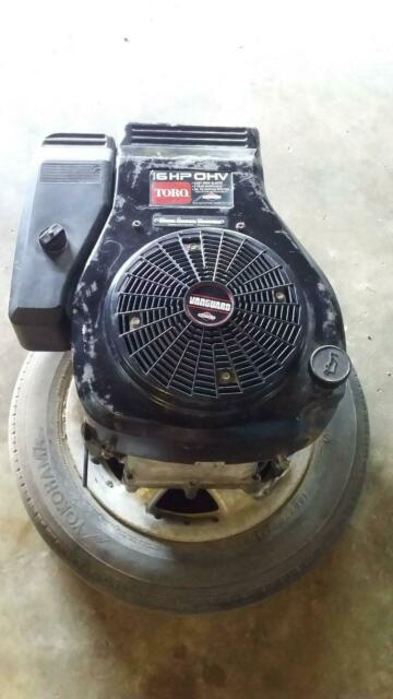 16HP Briggs and Stratton Motor | Lawn Mowers | Gumtree
