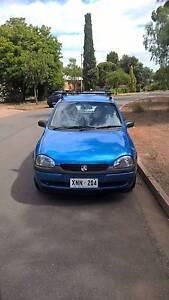 2000 Holden Barina Hatchback Elizabeth Downs Playford Area Preview