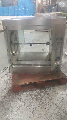 Henny Penny Sure Chef Commercial Electric Rotisserie Oven Wtherma Vec System