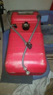 Tinny fuel tank with new gauge quality stainless fittings Lee Point Darwin City Preview
