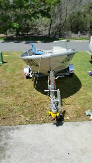 Boat and Trailer with all accessories