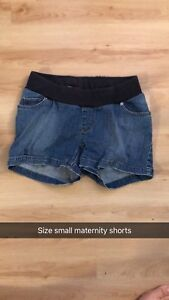 Maternity pants and short