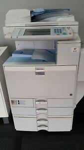 Office printer, scanner, fax - Ricoh  Aficio MP  C2800 Murchison Outer Shepparton Preview