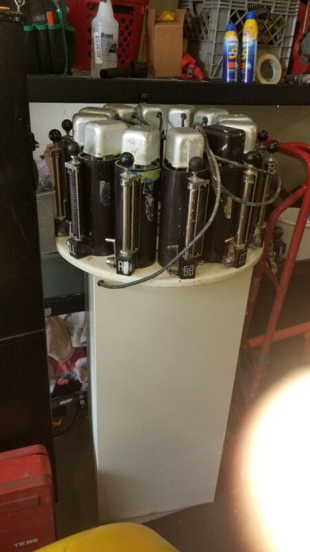 Harbil Electric Paint Colorant Dispenser, model 12SC232