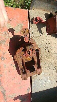 Farmall Cub Steering Gear Housing Base Assy Bottom Section