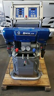 Graco Reactor E-30 Spray Foam Polyurea Machine