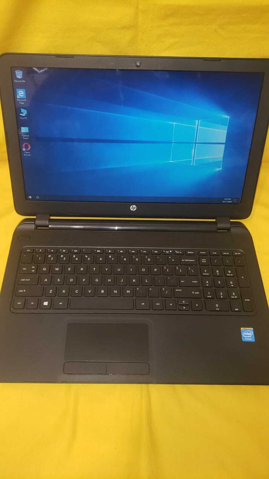 Laptop Windows - hp touchscreen 15-f211wm 15.6-inch celeron n2830 4gb/500gb windows 10