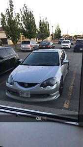 ACURA RSX TYPE S WITH MODS PRICE REDUCED