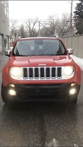 2015 Jeep renegade limited fully loaded great conditions