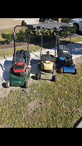 Lawn mowers for sale Kingswood Penrith Area Preview
