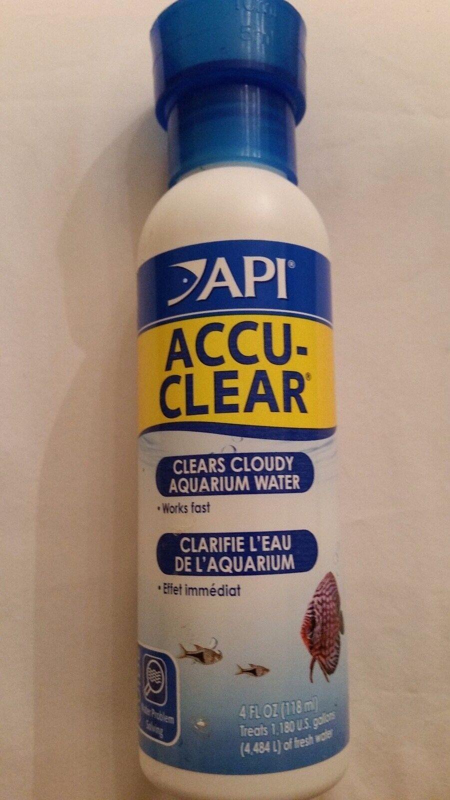 Api® Accu Clear Aquarium Water Clairifier size: 4 Fl Oz