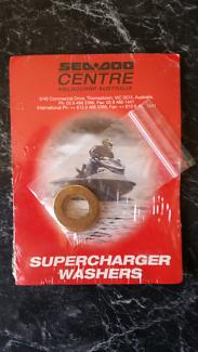 Heavy duty Seadoo Jetski supercharger washers