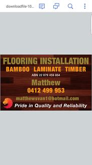 Flooring installation and sales