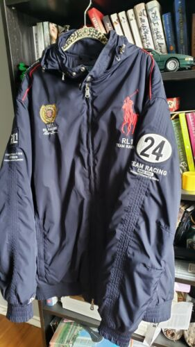 100 percent auth rare vintage 2011polo racing