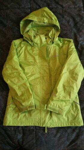 McKINLEY Kinder Doppeljacke Gr. 128 Bright Lime Green