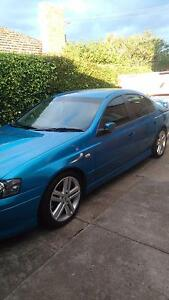 2003 Ford Falcon Sedan Geelong Geelong City Preview