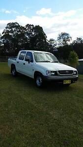Toyota Hilux Dual Cab Ute Port Macquarie City Preview