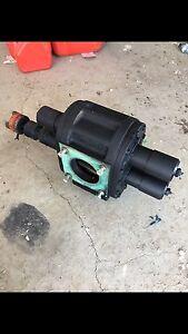 T&E pump 4 inch