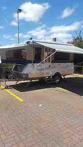 Golf Bush Challenger  Offroad Poptop caravan. Like Jayco Eagle. Petersham Marrickville Area Preview