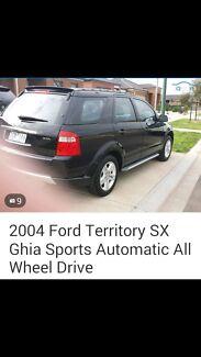 Ford territory ghia 7 seater for a big family Thornbury Darebin Area Preview