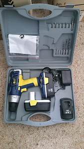 Cordless drill with spare battery Golden Beach Caloundra Area Preview