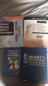 Selling Nursing Textbooks & Care Plan Book