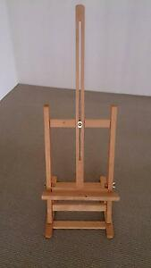 Wooden artists easel Redcliffe Belmont Area Preview