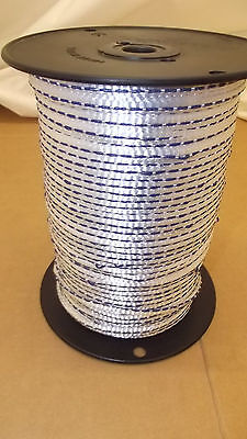 14 X 1000 400 Tensile Polyester Detectable Pull Tape Mule Tape Webbing