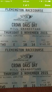 Melbourne cup spring carnival tickets Kotara South Lake Macquarie Area Preview
