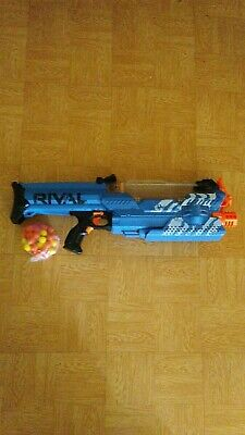 Nerf Rival Nemesis Mxvii-10k Blue - 50 High-impact Rounds