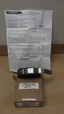 Mcmaster Carr 2  Series 3 75 Psig Graphite Flanged Graphilor Burst Disc