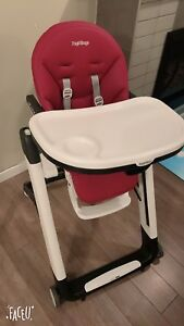 peg-perego high chair
