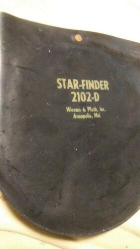 W&P Star Finder 2102-D