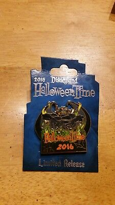 Disneyland Resort Halloween Time (Disneyland Resort Halloween Time 2016 Chernobog Disney LE Pin)