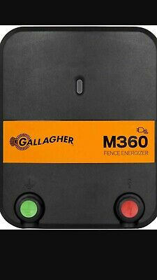 Electric Fence Energizer M360 Gallagher New - Out Of Package