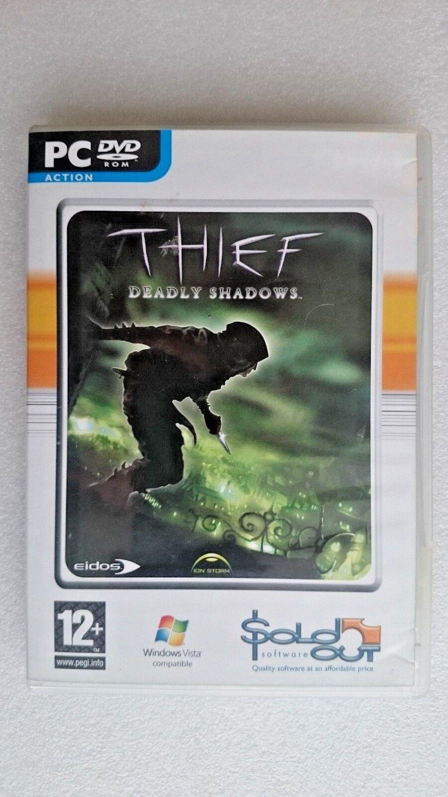 Thief: Deadly Shadows (PC: Windows, 2004)