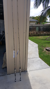 2 x daiwa laguna rods brand new Sandstone Point Caboolture Area Preview