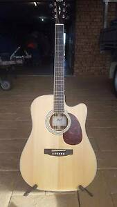 Cort Acoustic Guitar St Andrews Campbelltown Area Preview