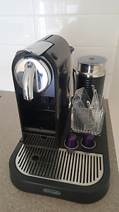 DeLonghi Nespresso Machine Adelaide CBD Adelaide City Preview