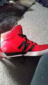 Red Adidas Mens Sz 11.5 Shoes Jimboomba Logan Area Preview