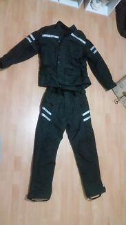 Motorbike jacket and pants  Lurnea Liverpool Area Preview
