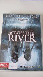 Across The River, Horror Movie DVD, Monster Pictures Ascot Vale Moonee Valley Preview