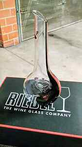 Brand New Riedel Black Tie Bliss Decanter North Strathfield Canada Bay Area Preview