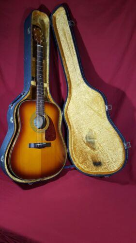 Fender DG22S SB Acoustic Guitar Made in Korea