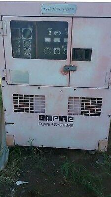 100kw Diesel Engine Generator Mq Dca-125ssm Rebuilt Engine