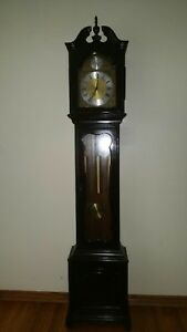 Grandfather clock, Germany 1975
