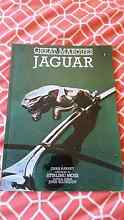 Jaguar Great Marques Book VGC Foreword by Stirling Moss Kurralta Park West Torrens Area Preview